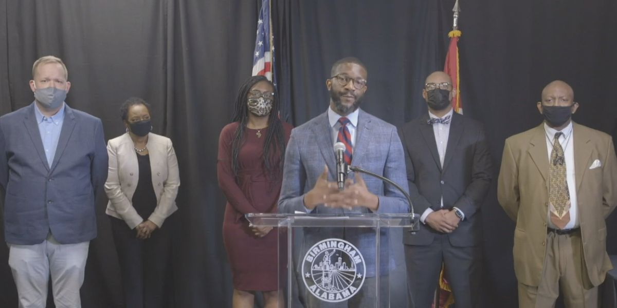 Mayor Woodfin announces the city's first ever Civilian Review Board