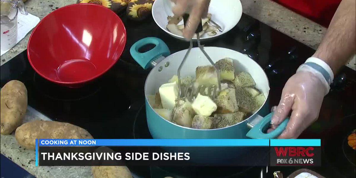 Texas Roadhouse: Mashed potatoes