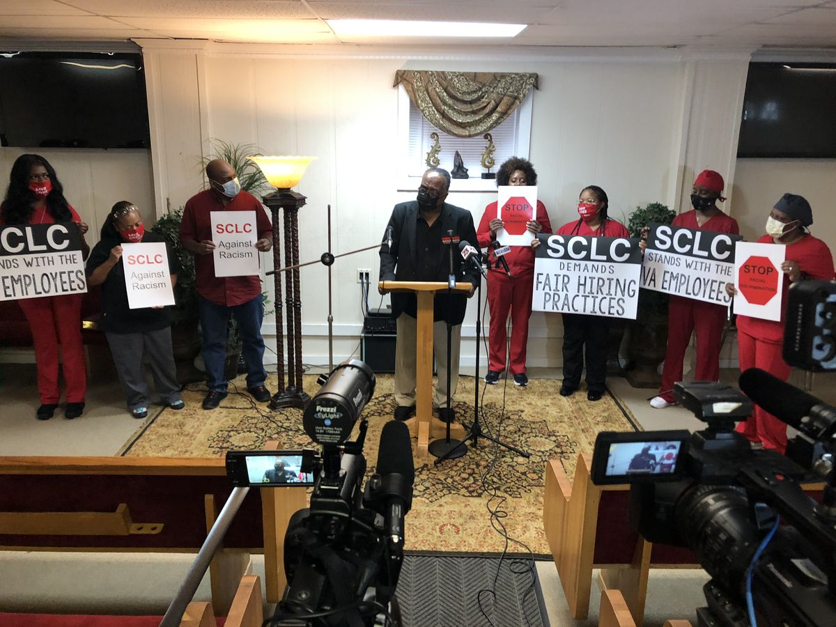 SCLC plans protest march at Tuscaloosa VA Medical Center Sunday