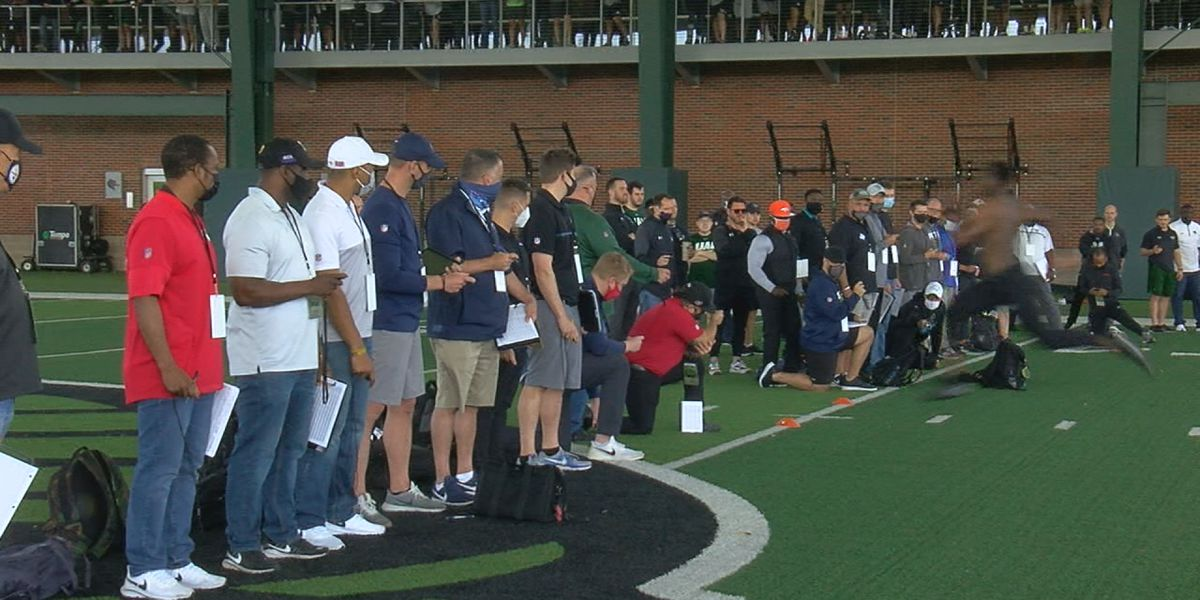 UAB holds Pro Day in front of all 32 NFL Teams