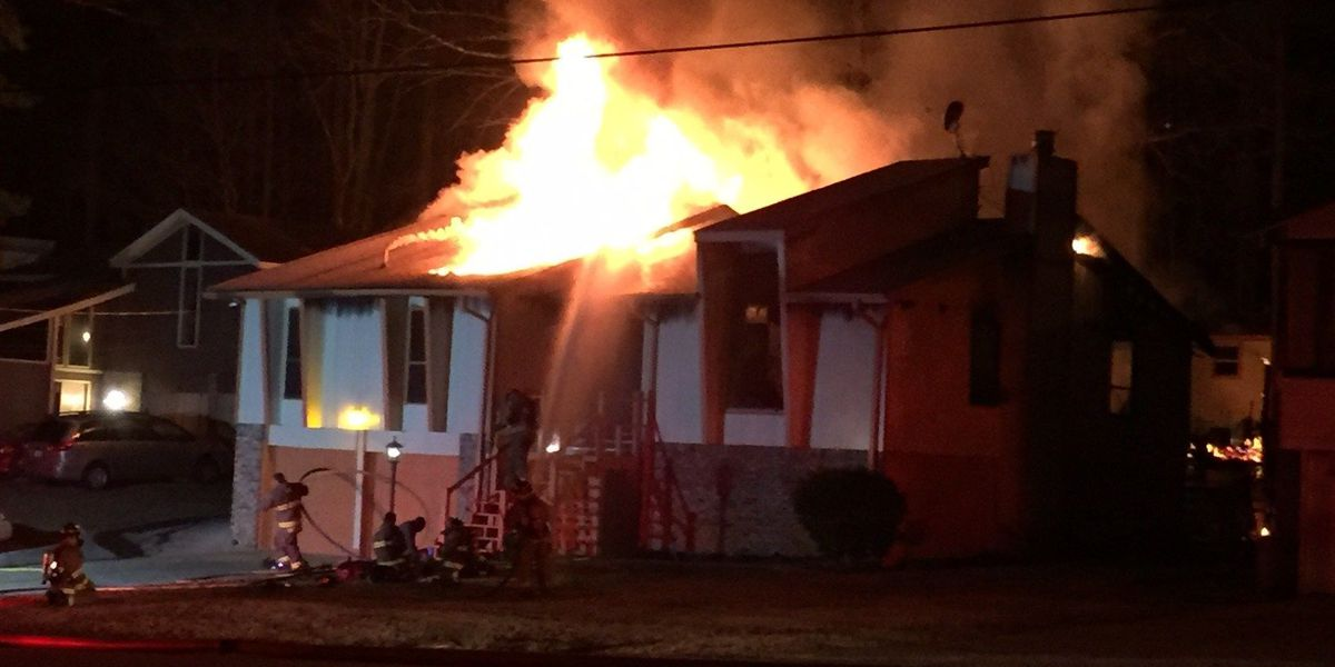 Husband and wife killed in Irondale house fire identified