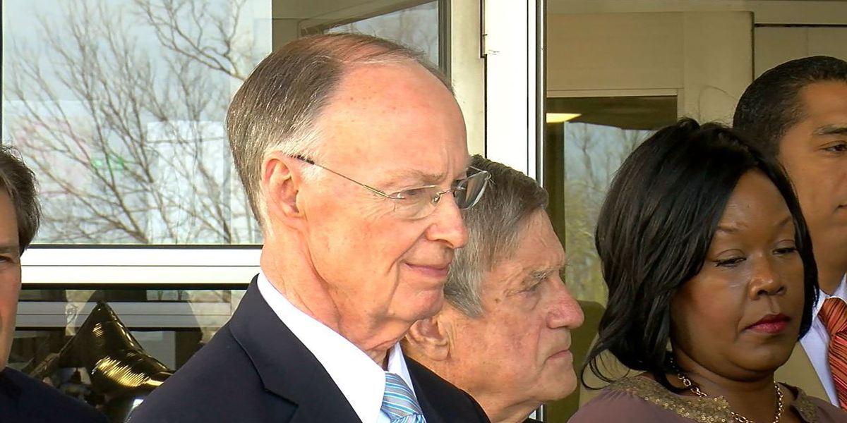 Gov. Bentley answers questions on health, rumors of resignation