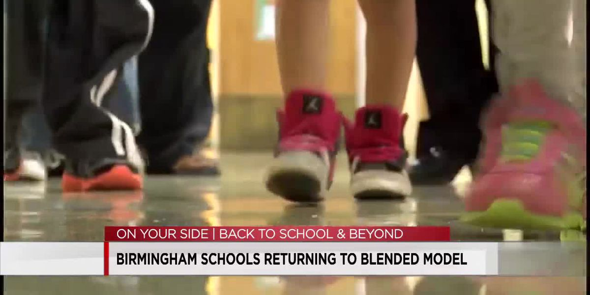 Birmingham City Schools heading back to the classroom as teachers and faculty get COVID-19 vaccines