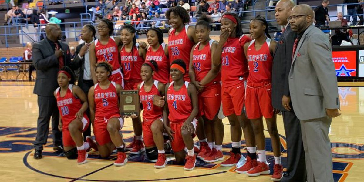 Carver Lady Rams advance to school's first-ever Final Four