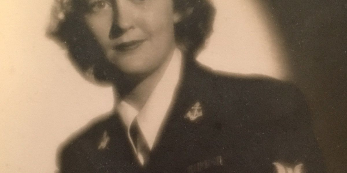 WWII veteran remembers the day that changed America, and her life