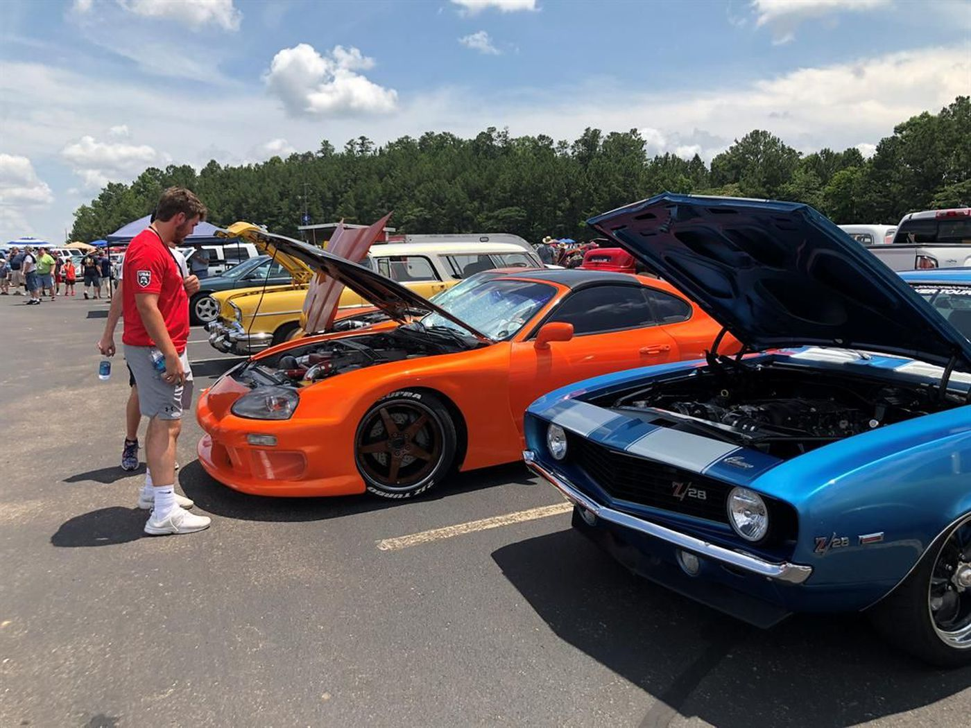Hot Rod Power Tour Comes To Hoover