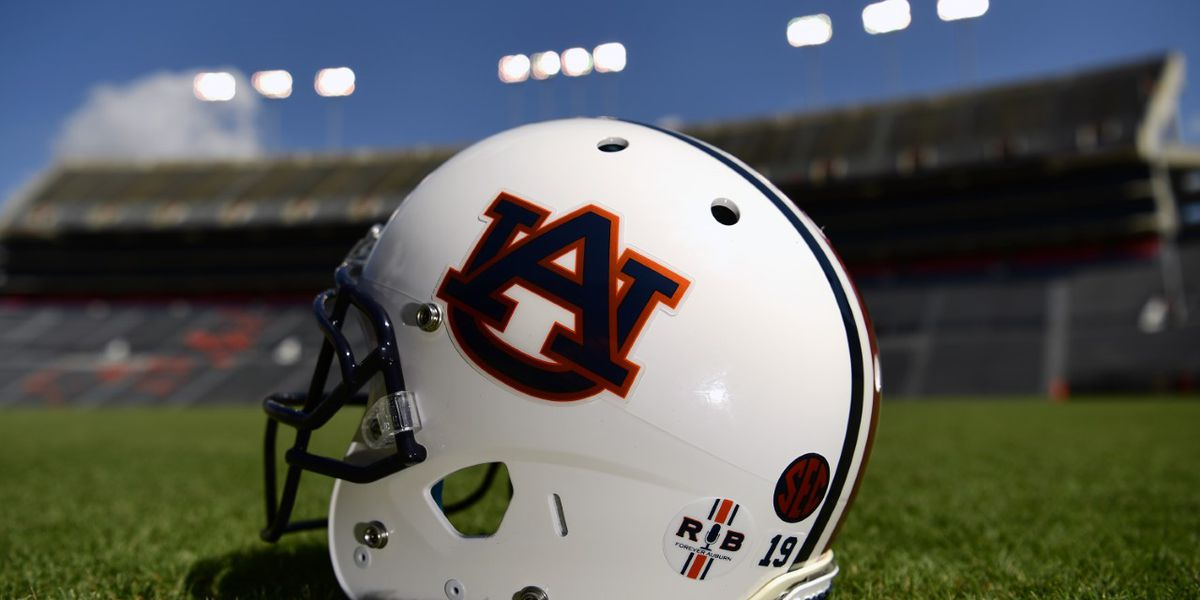 Auburn will wear Rod Bramblett helmet sticker to start 2019 season