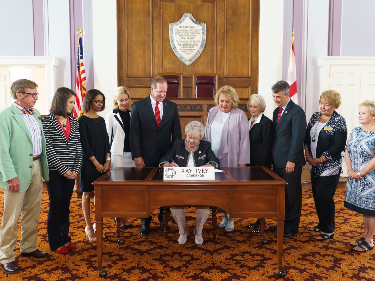 Ivey approves parole board reforms