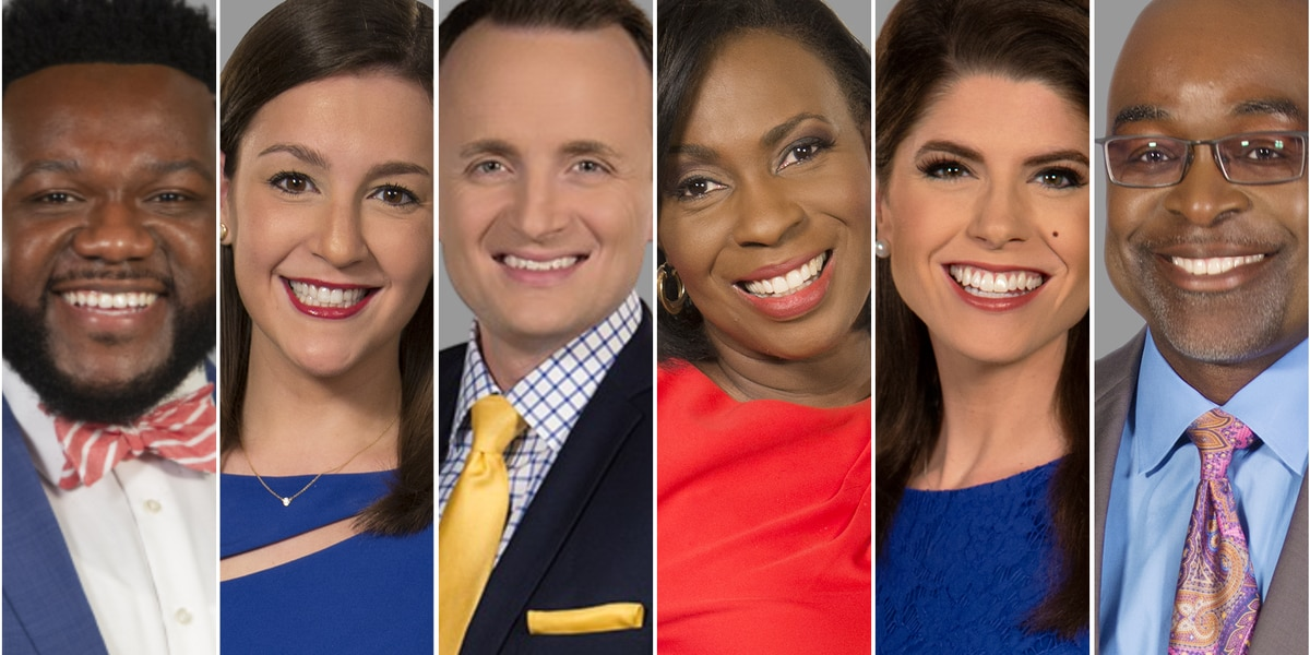 WBRC FOX6 News announces new anchor lineup in evening newscasts, adds new traffic anchor to Good Day Alabama