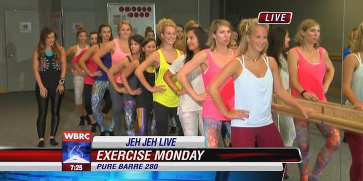 Relevae, Relevae, Relevae! Jeh Jeh checks out Pure Barre