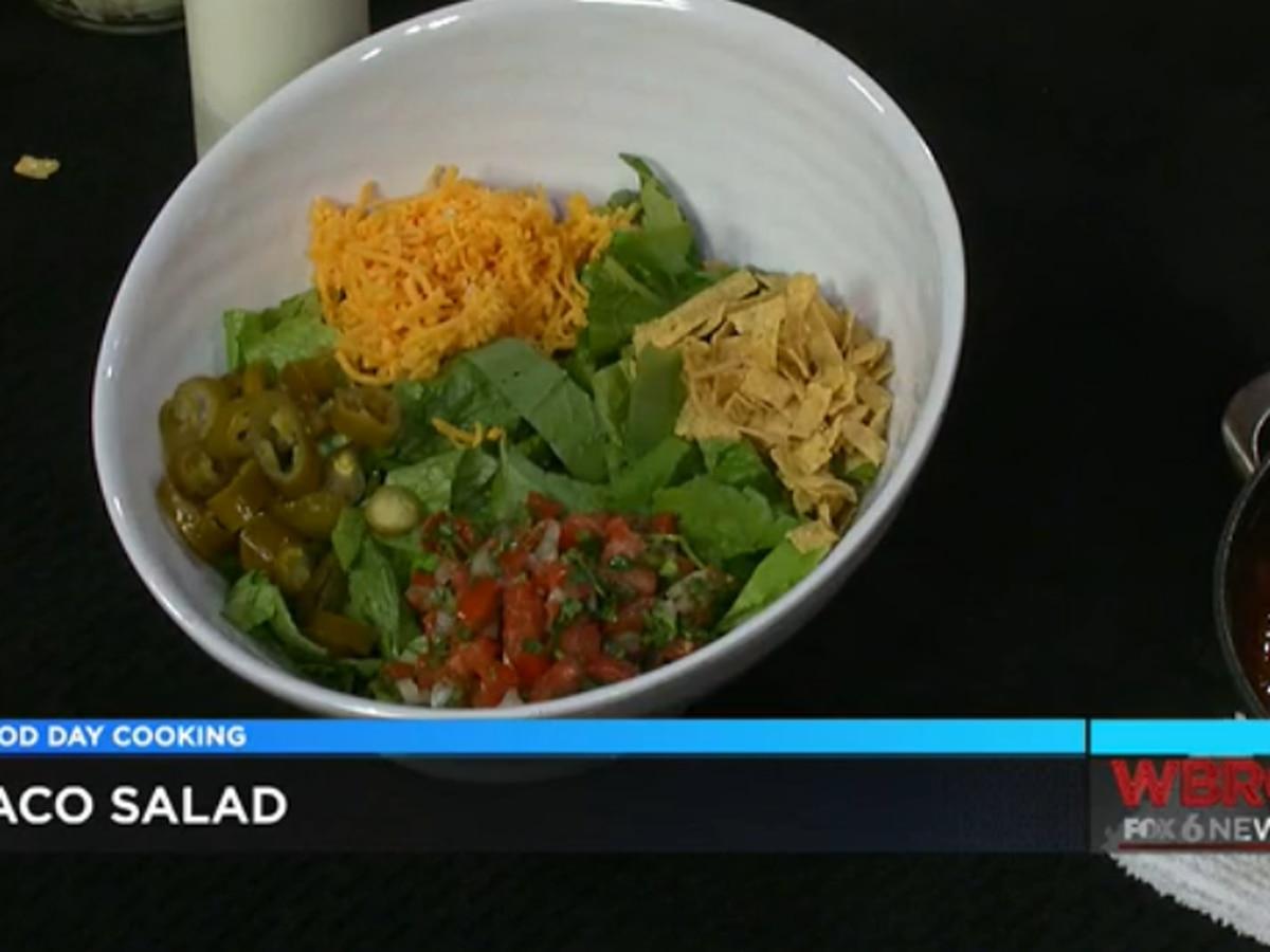 Newk's: Taco Salad