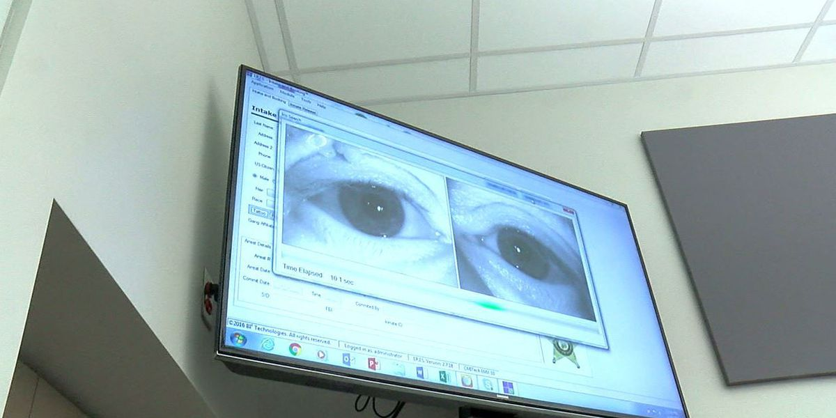 Jefferson County Sheriff announces iris-detecting technology as a way to track sex offenders