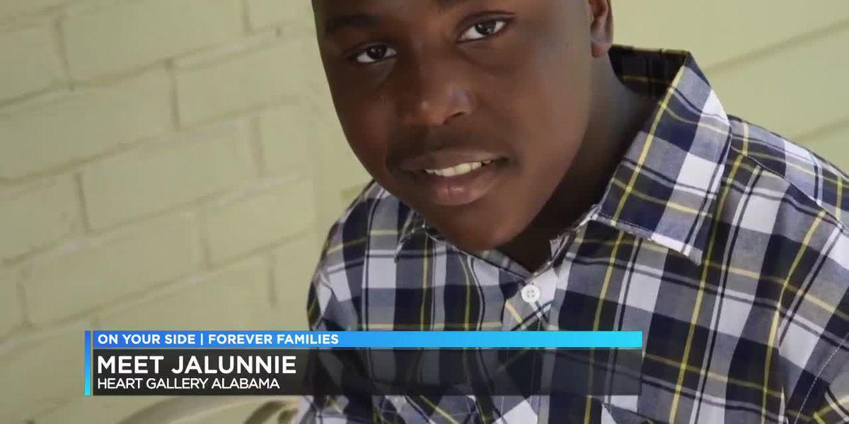 Heart Gallery Alabama: Jalunnie