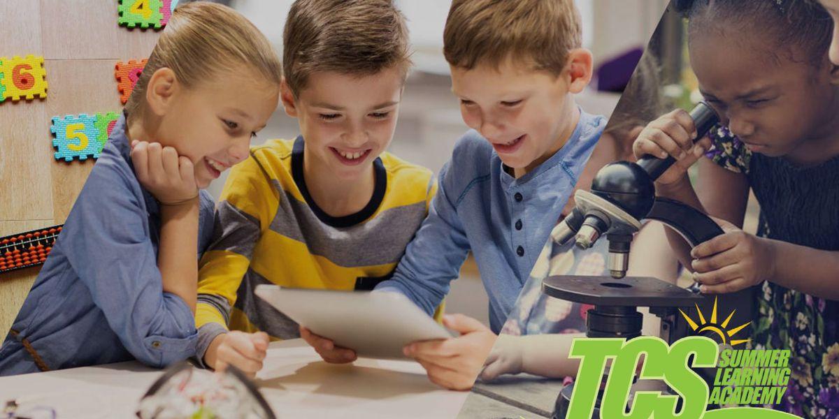 Tuscaloosa City Schools open summer learning registration