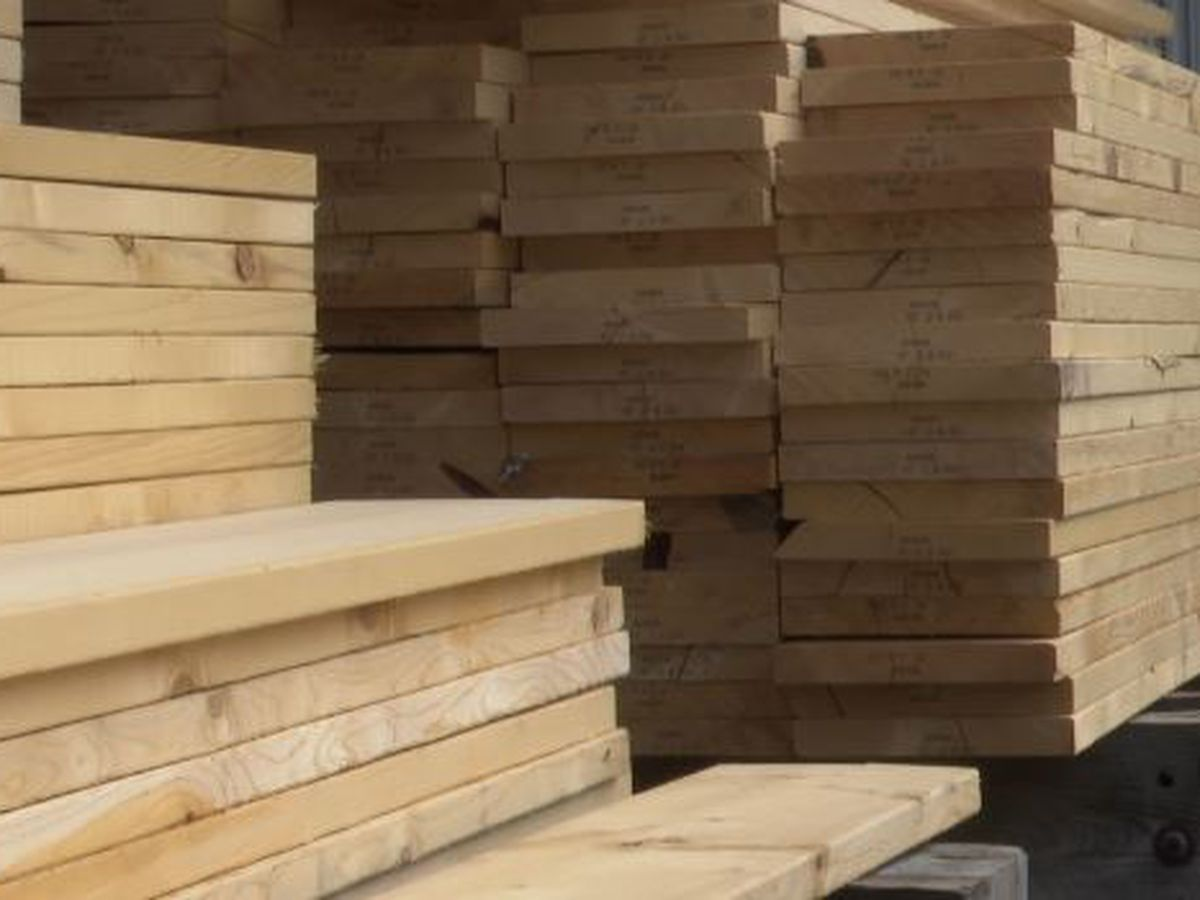 Lumber costs rise and put spotlight on possible price gouging