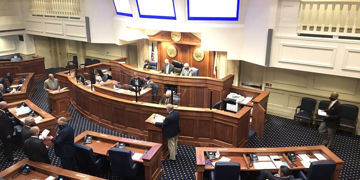 Gambling bill moves to full Alabama Senate for debate