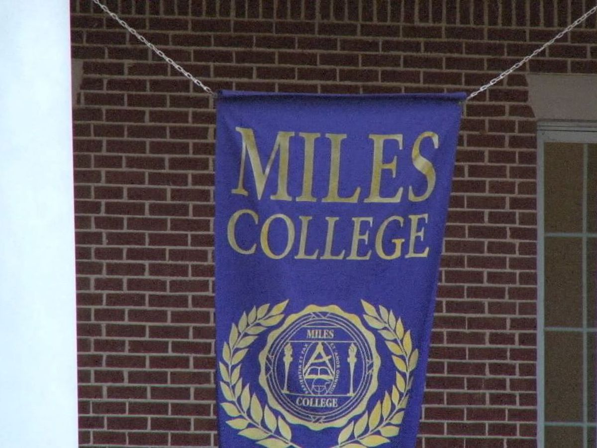 Miles College first HBCU to get BLM street mural