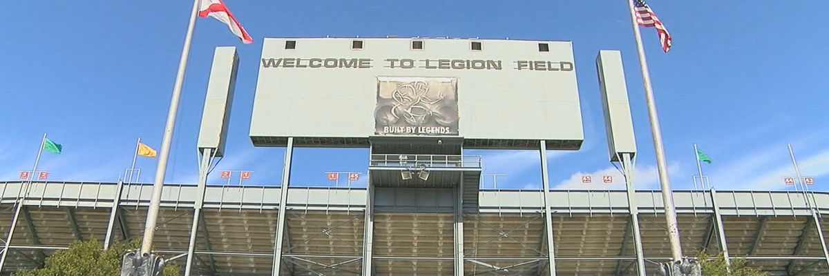 Will the Magic City Classic stay at Legion Field past 2022?