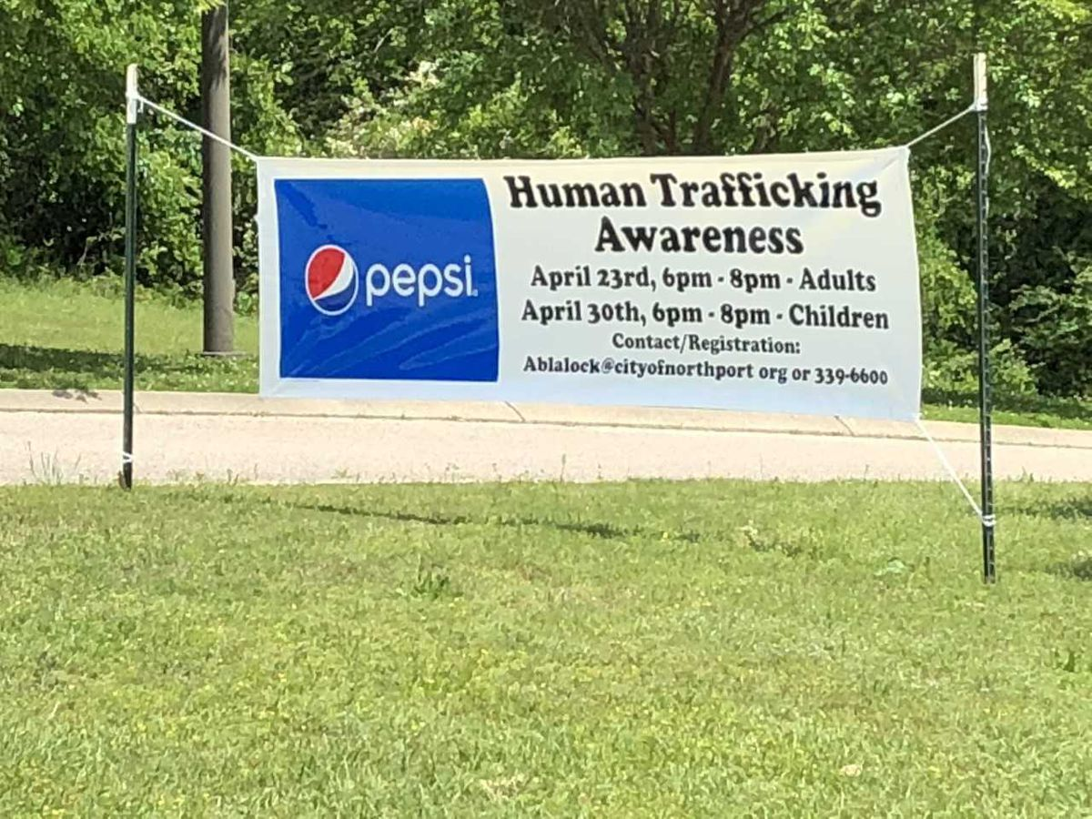 West Alabama Law Enforcement holding public meetings on human trafficking