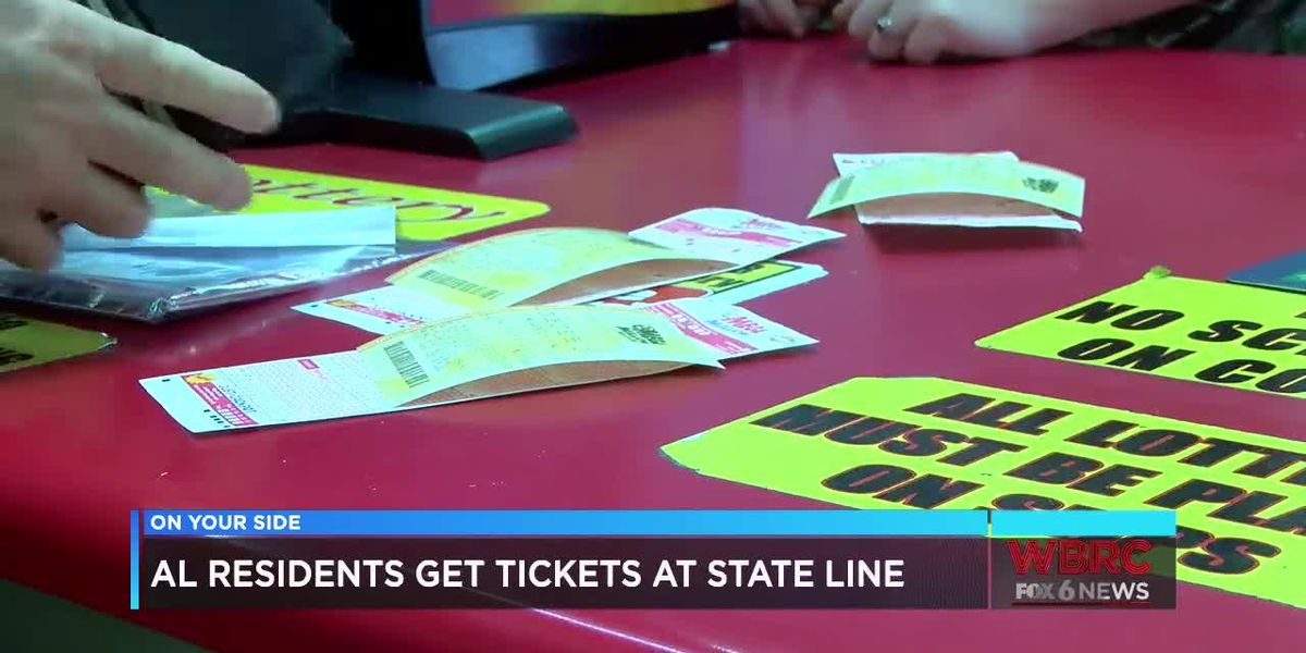 AL residents get $654M lottery tickets at state line