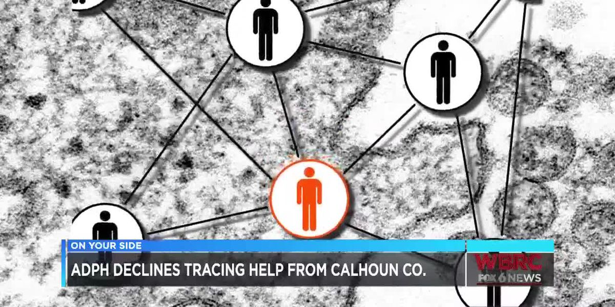ADPH declines Calhoun Co. contact tracing proposal