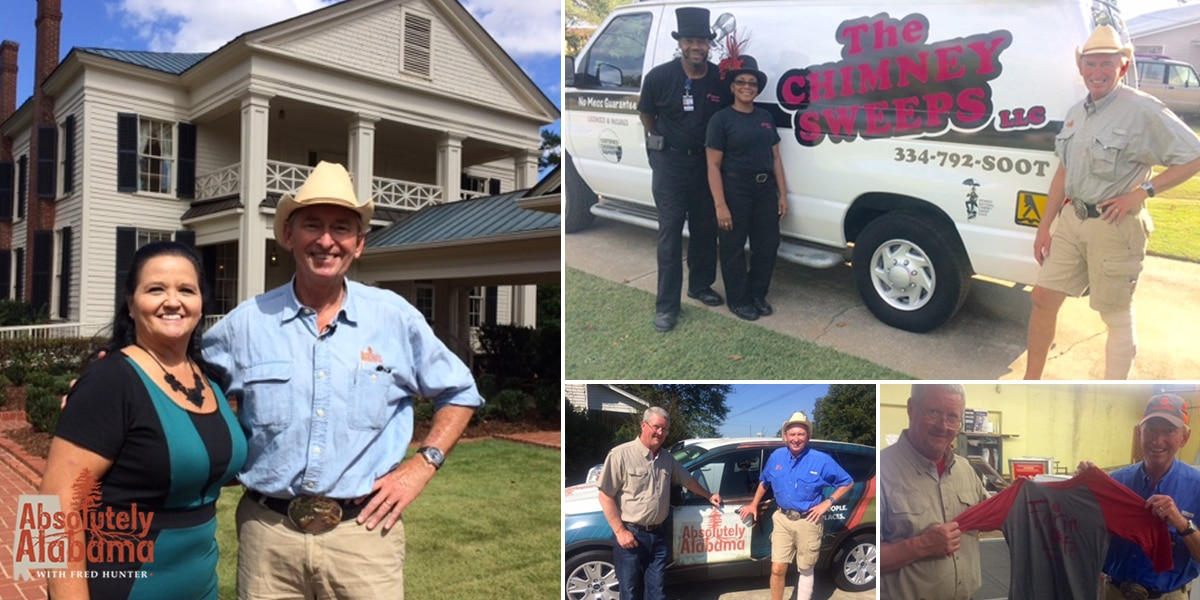 Absolutely Alabama: From Ag-Gear To Arlington House, A Clean Sweep Across Alabama
