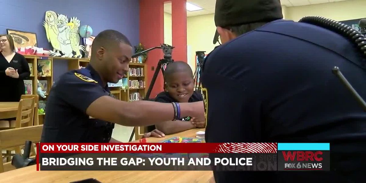 Bridging the Gap: Youth and police