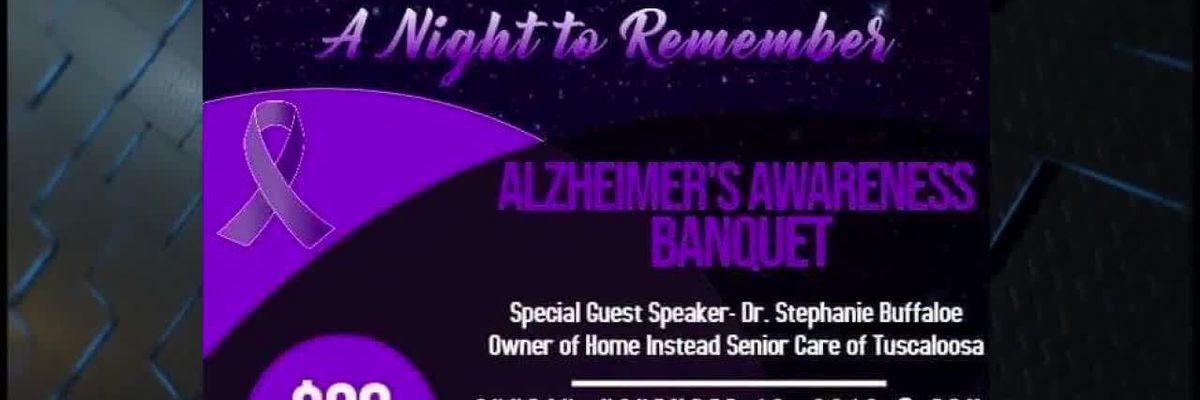 Alzheimer's Awareness Banquet