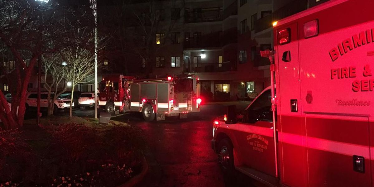 Firefighters respond to fire call at Birmingham retirement home