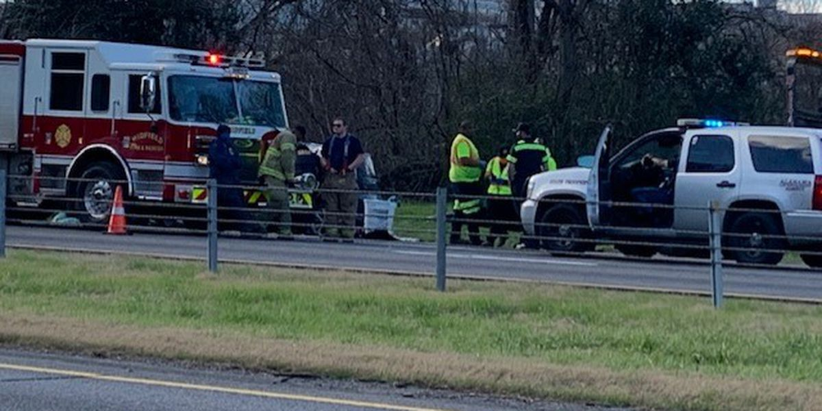 Person killed in accident on I-59 in Jefferson County
