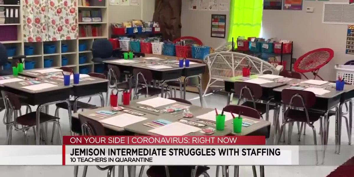 Chilton Co. Schools deal with COVID and staffing