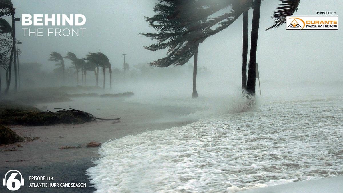 Behind the Front: Atlantic Hurricane Season