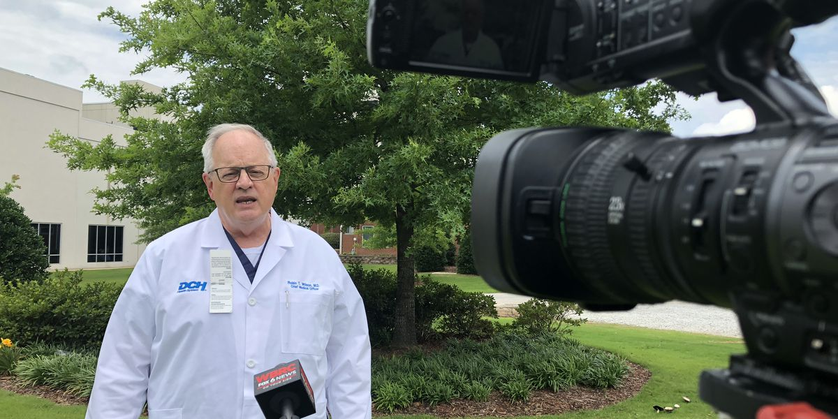 DCH Chief Medical Officer shares latest COVID-19 concerns