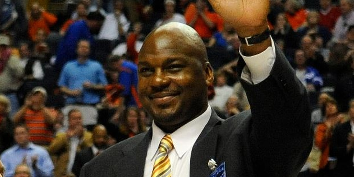 Auburn assistant basketball coach Chuck Person indicted