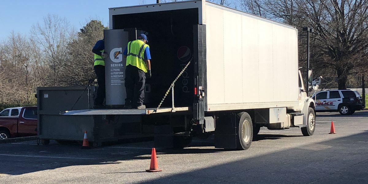 Tuscaloosa Police begin move to temporary headquarters