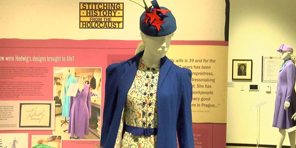 History recreated to honor dress designer Hedy Strnad