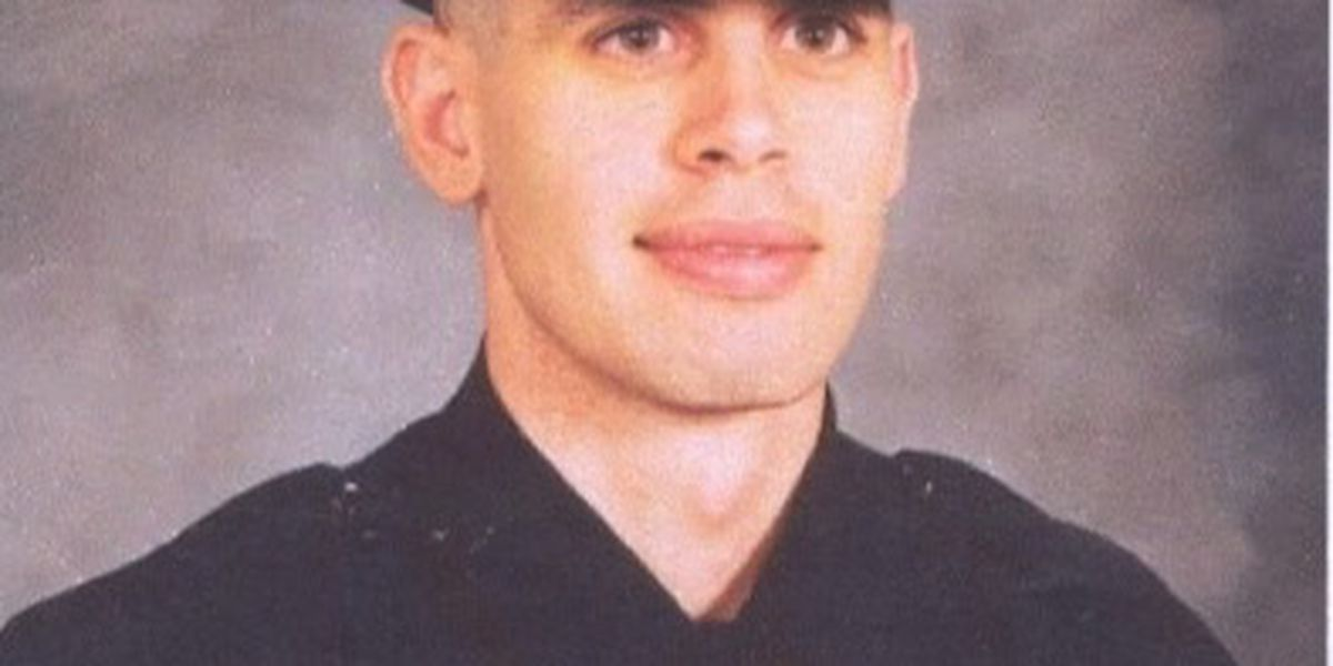 Huntsville Police Officer remembered on 15th anniversary of his death