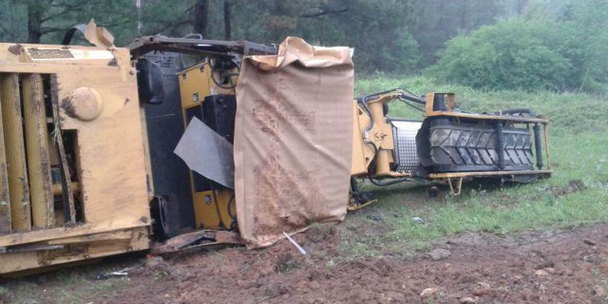 Semi-truck overturns in man's yard and ADPH addresses spice overdoses