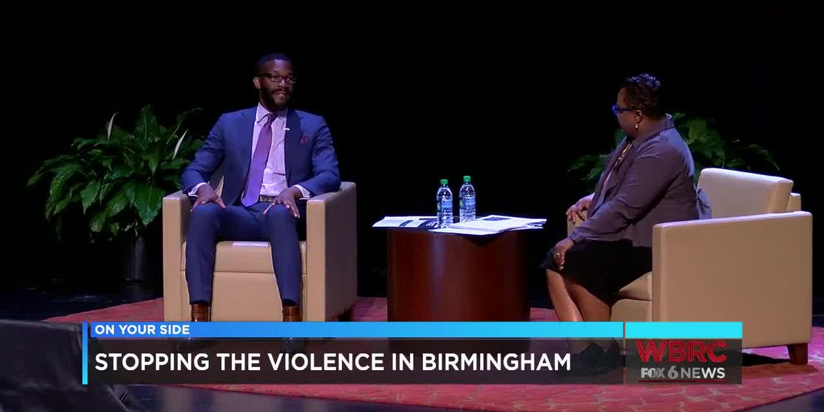 Stopping the violence in Birmingham