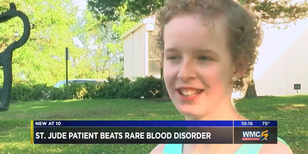 Memphis Girl Faces Rare Disorder With Humor As St Jude Steps In A Cure