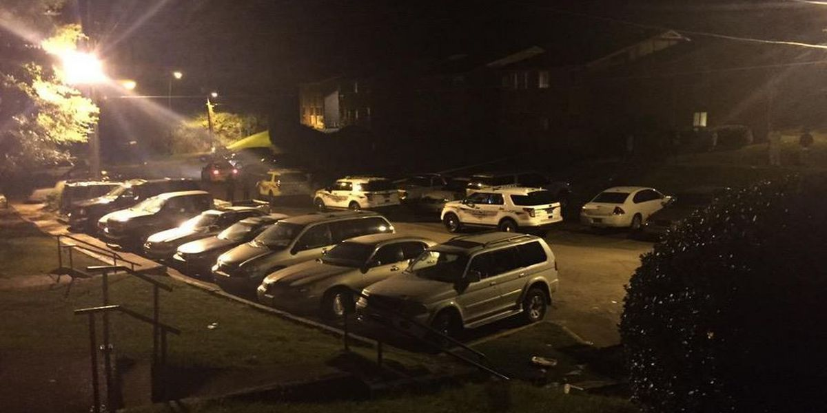 Clare reports LIVE from scene of west Birmingham shooting that killed 1, injured 1
