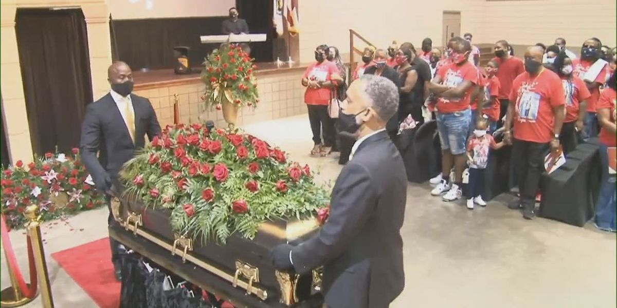 Funeral service held for 8-year-old Royta Giles killed at Riverchase Galleria