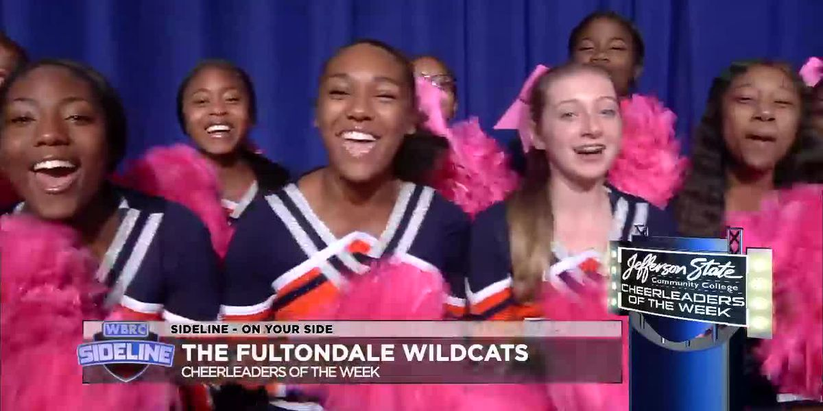 SIDELINE 2018 Week 7: Cheerleaders of the Week