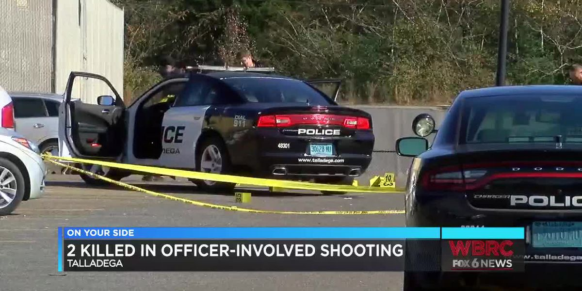 2 killed in OIS shooting in Talladega