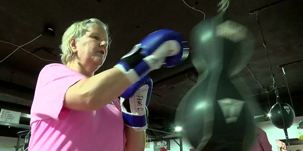 Fighting Parkinson's disease with boxing