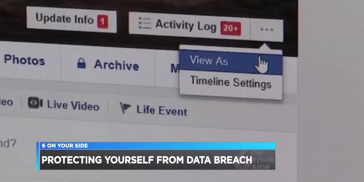 Four ways to protect your personal data
