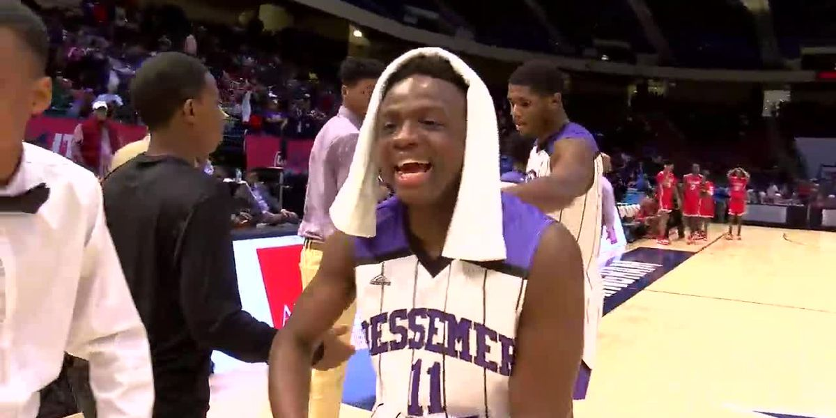 Bessemer City advances to first-ever 6A State Championship game