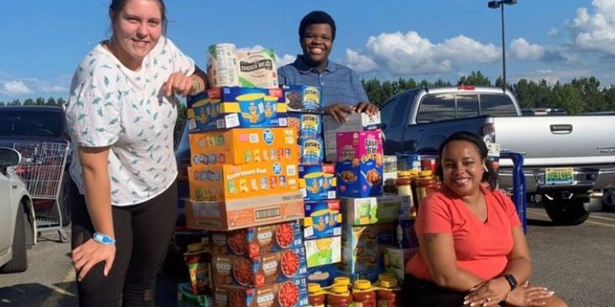 Pioneer Pantry: Helping keep Jeff State students, faculty and staff fed