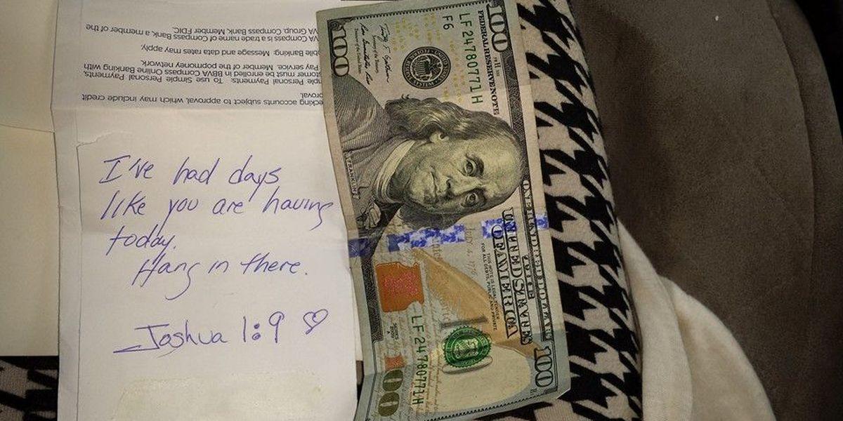 Pell City mom in search of Good Samaritan