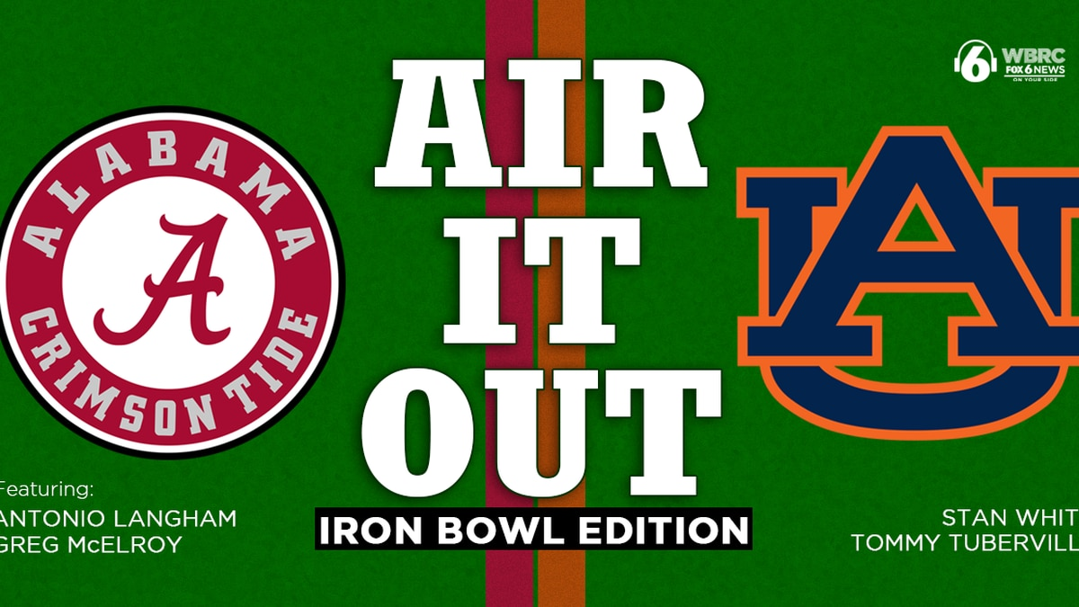 Air It Out: Iron Bowl Memories